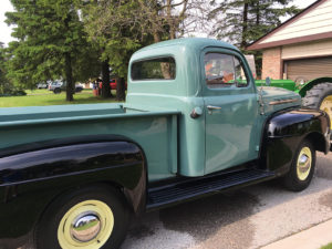 1951 MERCURY M-SERIES TRUCK