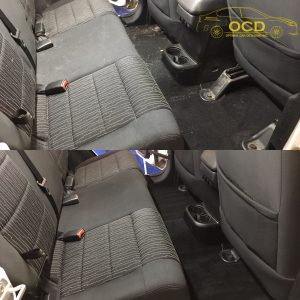 BEFORE AND AFTER COMPLETE INTERIOR DETAIL